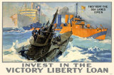 Victory Liberty Loan Impresso de alta qualidade