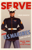Join The US Marines Masterprint