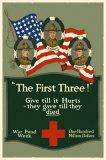 Red Cross War Fund Week Masterprint