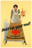 Red Cross War Fund Week Masterprint