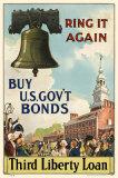 Third Liberty Loan Masterprint