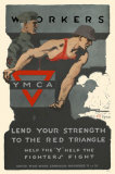 YMCA Workers Masterprint