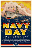 Navy Day Impresso de alta qualidade