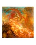Tresors de Satan, 1895 Art by Jean Delville