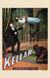 Kellar: Levitation, 1904 Art