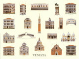 Venezia Prints by Libero Patrignani