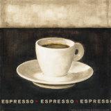 Espresso Poster von G.p. Mepas