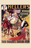 La Merveilleuse Coterie de Heller, 1907 Posters