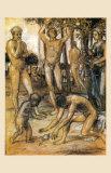 Les Ages de la Vie, 1874 Kunstdrucke von Hans Von Marees