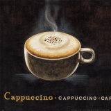 Cappuccino Affiches par G.p. Mepas