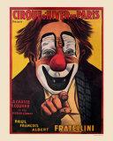 Cirque d'Hiver de Paris Posters