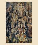 Violon and Jug Plakater af Georges Braque