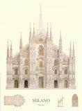 Milano, Duomo Art by Libero Patrignani