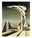 J'Ai Vu Trois Cites, 1944 Posters by Kay Sage