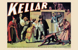 Kellar: The Witch, The Sailor and the Enchanted Monkey, 1905 Poster