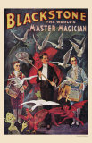 Blackstone, The World&#39;s Master Magician, 1920 Prints