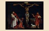 Crucifixion Poster by Matthias Grünewald
