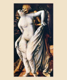 Death and a Woman Prints by Hans Baldung Grien