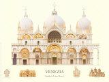 Venezia, Basilica di San Marco Poster by Libero Patrignani
