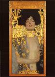 Giuditta Posters av Gustav Klimt