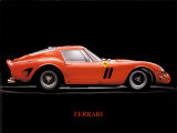 Ferrari 250 GTO, 1962-63 Posters by Libero Patrignani