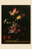 Bouquet de Fleurs Art by Jean-michel Picart