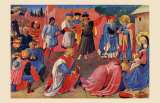 Adoration of the Magi Posters by  Fra Angelico