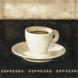 Espresso Poster by G.p. Mepas