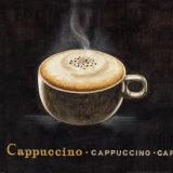 Cappuccino Kunstdrucke von G.p. Mepas