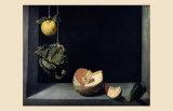 Coing, Chou, Melon et Concombre Prints by Juan Sanchez Cotan