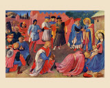 Adoration of the Magi Prints by  Fra Angelico