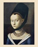 Portrait de Jeune Femme Art by Petrus Christus