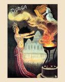 Durga, 1905 Prints