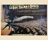 Leroy, Talma and Bosco Poster