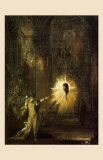 L'Apparition Posters by Gustave Moreau