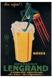 Bierre Lengrand Wydruk giclee