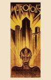 Metropolis, 1926 Posters par  Schulz-Neudamm