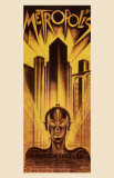 Metropolis, 1926 Art by Schulz-Neudamm 