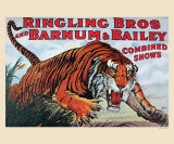 Ringling Bros and Barnum & Bailey Art