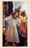Ramses dans Son Harem, 1866 Prints by Jean Jules Antoine Lecomte du Nouy
