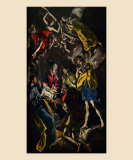 Adoration of the Shepherds Poster by  El Greco