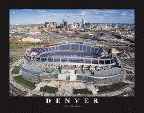 Dever Broncos- New Invesco Field Kunst