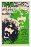 Frank Zappa, Paramount Northwest, 1972 Affiches