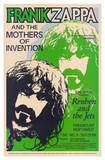 Frank Zappa Paramount Northwest, c.1972 Prints