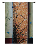 Garden Spirits II Wall Tapestry by Don Li-Leger