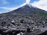 Arenal Volcano, Arenal Conservation Area, Costa Rica Fotodruck von Juan Manuel Borrero