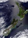 Nova Zelândia Impressão fotográfica por Stocktrek Images