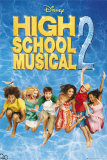High School Musikal 2 Posters