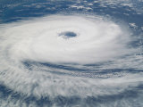 Hurricane Catarina Impressão fotográfica por Stocktrek Images