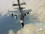 F-16 Fighting Falcon Photographic Print by  Stocktrek Images